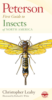 Peterson First Guide to Insects of North America Cover Image