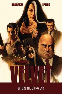 Velvet Volume 1 Tp Cover