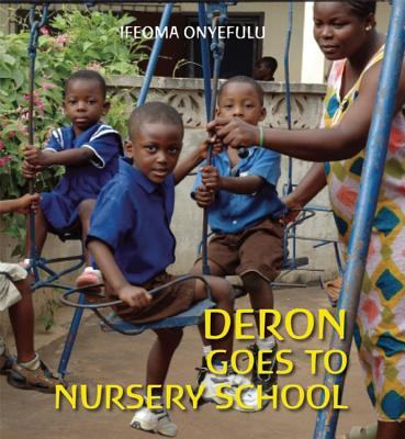 Deron Goes to Nursery School Cover