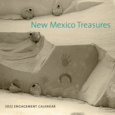 New Mexico Treasures 2022: Engagement Calendar Cover Image