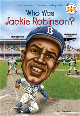 Who Was Jackie Robinson? (Who Was...?) Cover Image