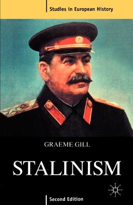 Cover for Stalinism (Studies in European History)
