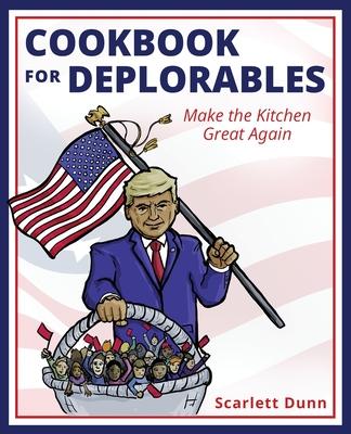 Cookbook for Deplorables Cover Image