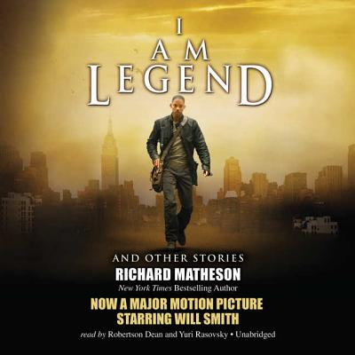 I Am Legend: And Other Stories Cover Image