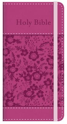 The KJV Compact Bible: Promise Edition [Pink] Cover Image