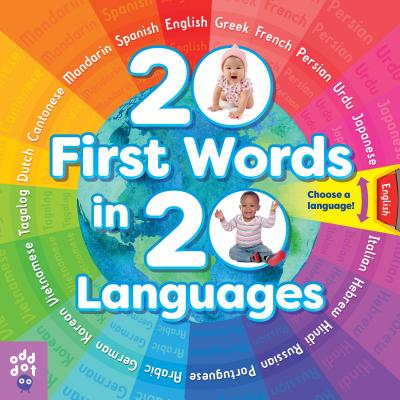 20 First Words in 20 Languages Cover Image