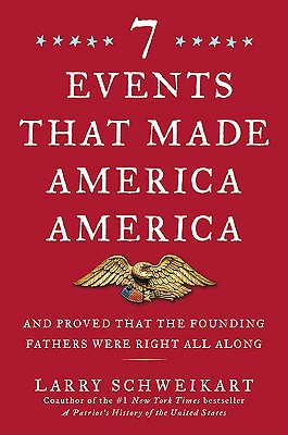 Seven Events That Made America America Cover