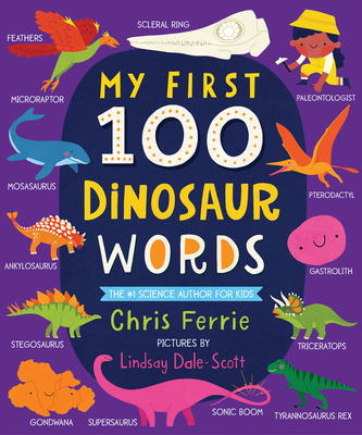 My First 100 Dinosaur Words Cover Image
