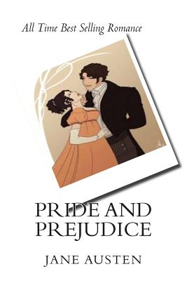 Pride and Prejudice: All Time Best Selling Romance Cover Image