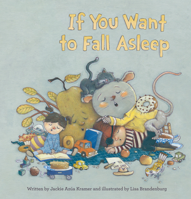 Cover for If You Want to Fall Asleep