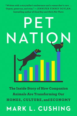 Cover for Pet Nation