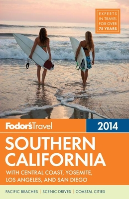 Fodor's Southern California Cover