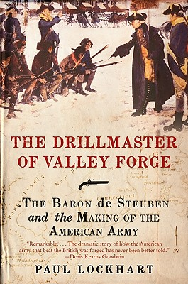 The Drillmaster of Valley Forge Cover