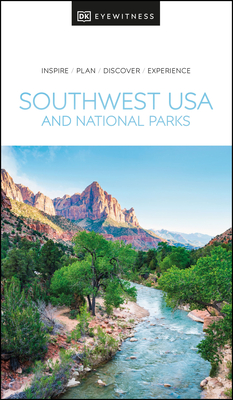 DK Eyewitness Southwest USA and National Parks (Travel Guide) Cover Image