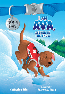 I Am Ava, Seeker in the Snow Cover Image