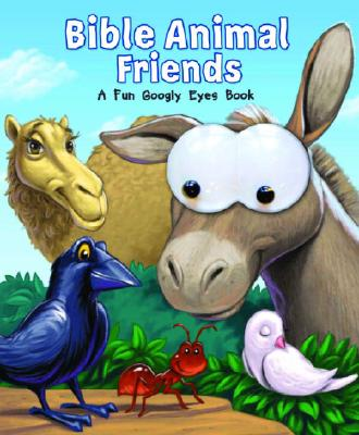 Bible Animal Friends Cover