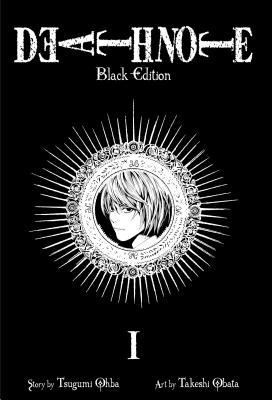 Death Note Black Edition, Vol. 1 Cover