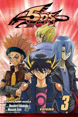 Yu-Gi-Oh! 5d's, Volume 3 [With Trading Card] Cover