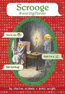 Scrooge #worstgiftever (OMG Classics) Cover Image