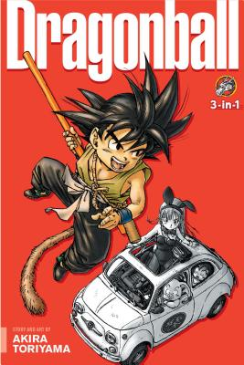 Dragon Ball (3-in-1 Edition), Vol. 01 cover image