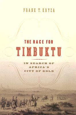 The Race for Timbuktu Cover