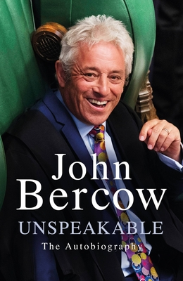 Unspeakable: The Autobiography Cover Image
