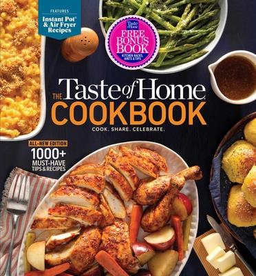 Taste of Home Cookbook Fifth Edition w bonus Cover Image