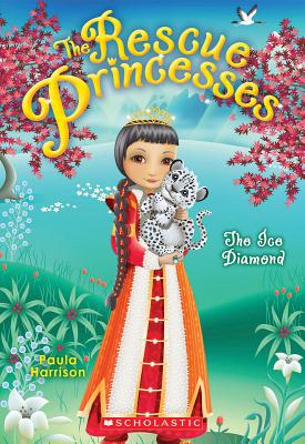 The Ice Diamond (The Rescue Princesses #10) Cover Image