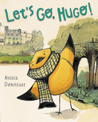 Let's Go, Hugo! Cover