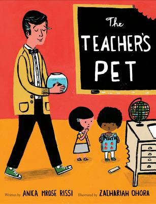 The Teacher's Pet Cover Image