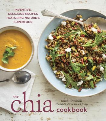 The Chia Cookbook Cover
