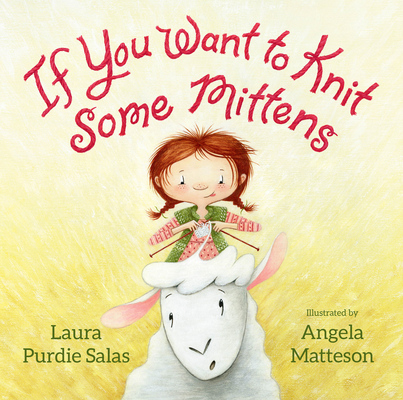Cover for If You Want to Knit Some Mittens