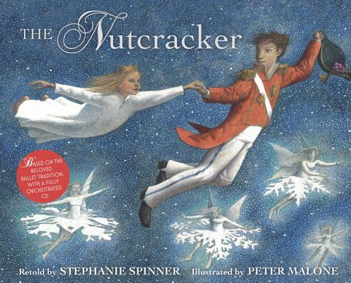 The Nutcracker [With CD] Cover
