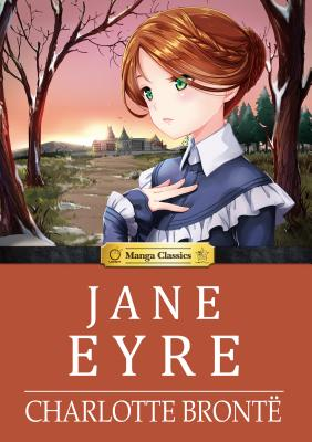 Manga Classics Jane Eyre Cover Image
