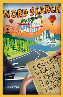 Word Search Puzzles for a Road Trip, Volume 6 Cover Image