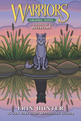 Warriors: A Shadow in RiverClan (Warriors Graphic Novel) Cover Image