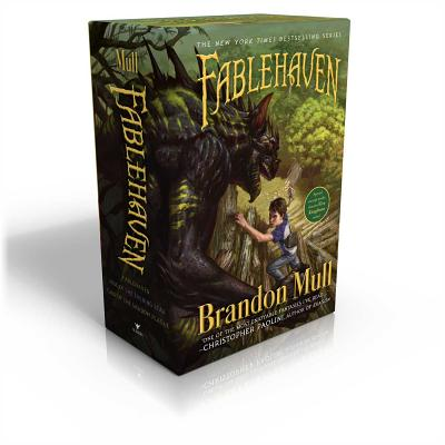 Fablehaven (Boxed Set): Fablehaven; Rise of the Evening Star; Grip of the Shadow Plague Cover Image