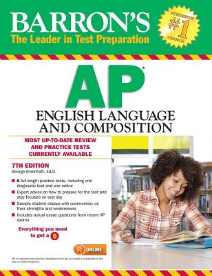 Barron's AP English Language and Composition Cover Image
