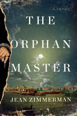 The Orphanmaster Cover