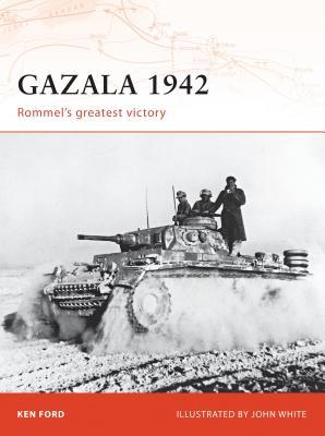 Gazala 1942 Cover