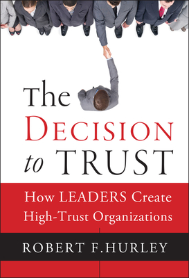 The Decision to Trust Cover