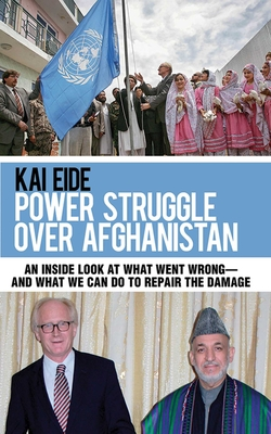 Power Struggle Over Afghanistan Cover