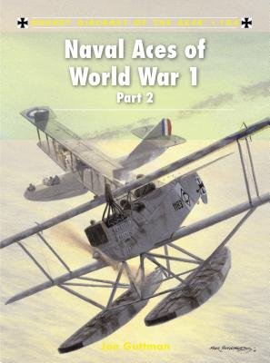 Naval Aces of World War 1 Part 2 Cover