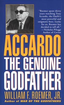 Accardo: The Genuine Godfather Cover Image