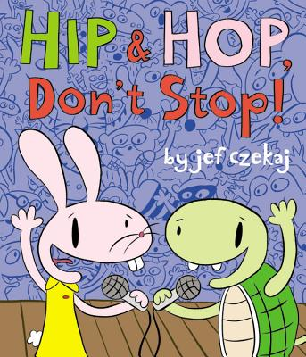 Hip and Hop, Don't Stop! Cover