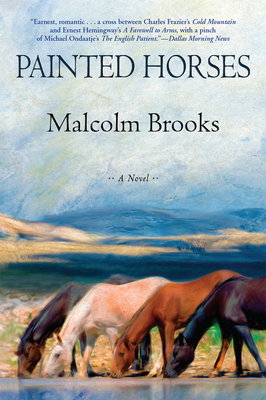 Painted Horses: A Novel Cover Image