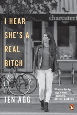 I Hear She's a Real Bitch Cover Image