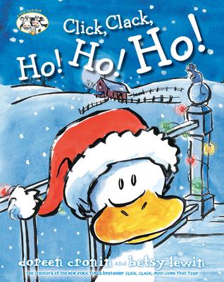 Click, Clack, Ho! Ho! Ho! Cover Image