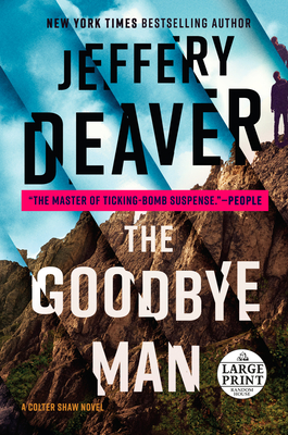 The Goodbye Man (A Colter Shaw Novel #2) Cover Image
