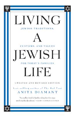 Cover for Living a Jewish Life, Updated and Revised Edition